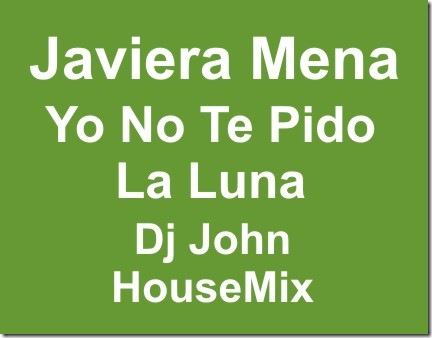 Javiera Mena - Yo no te pido la luna