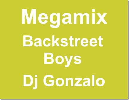 Megamix Backstreet Boys