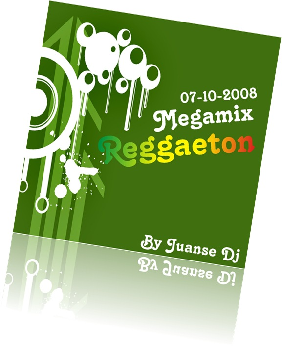 Front - Megamix Reggaeton